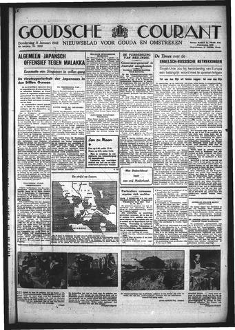 Goudsche Courant 1942-01-08