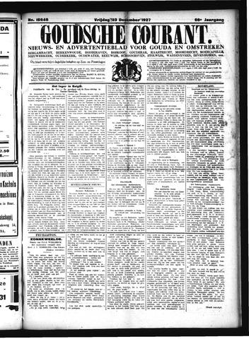 Goudsche Courant 1927-12-23