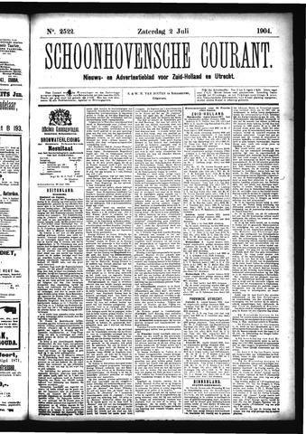Schoonhovensche Courant 1904-07-02