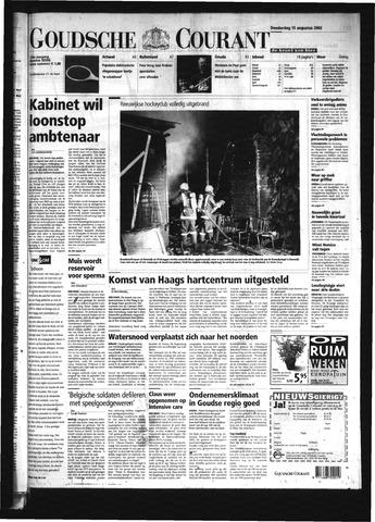 Goudsche Courant 2002-08-15