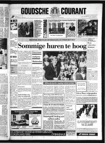 Goudsche Courant 1985-02-16