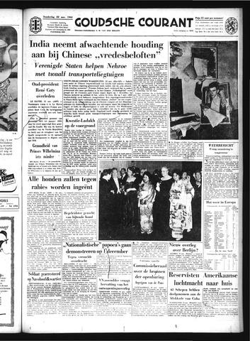 Goudsche Courant 1962-11-22