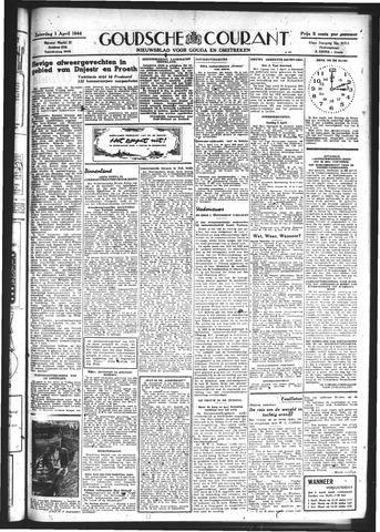 Goudsche Courant 1944-04-01