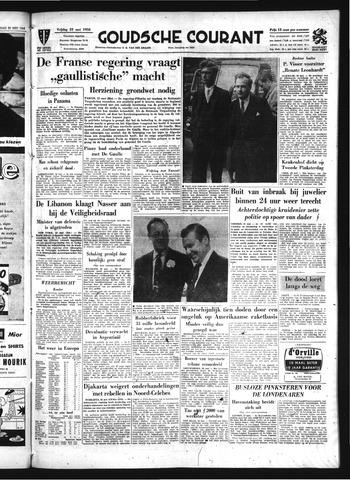 Goudsche Courant 1958-05-23