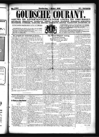 Goudsche Courant 1929-03-07