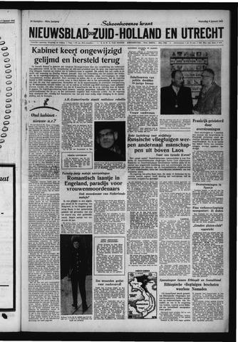 Schoonhovensche Courant 1961-01-04