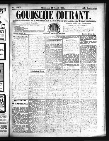 Goudsche Courant 1913-04-21