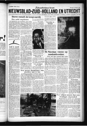 Schoonhovensche Courant 1961-12-06
