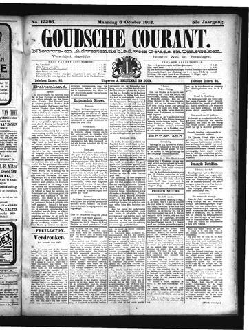 Goudsche Courant 1913-10-06