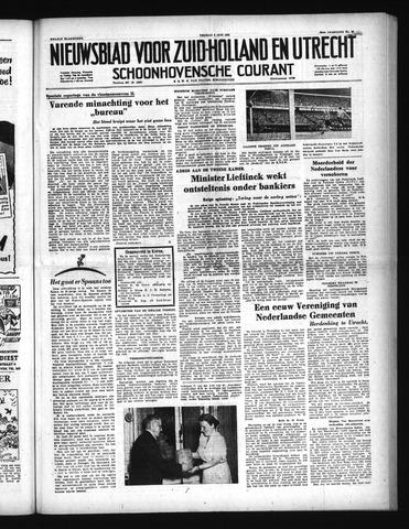 Schoonhovensche Courant 1951-06-08