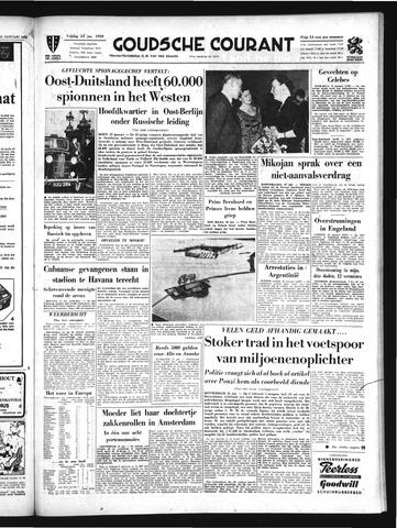 Goudsche Courant 1959-01-23