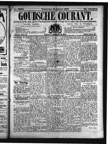 Goudsche Courant 1916-01-13