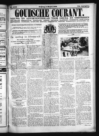 Goudsche Courant 1936-03-06