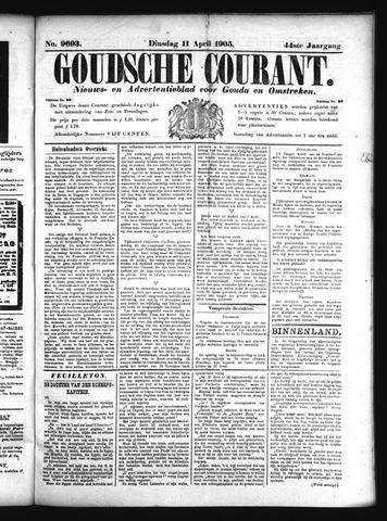 Goudsche Courant 1905-04-11