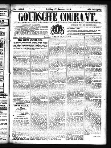 Goudsche Courant 1919-01-17