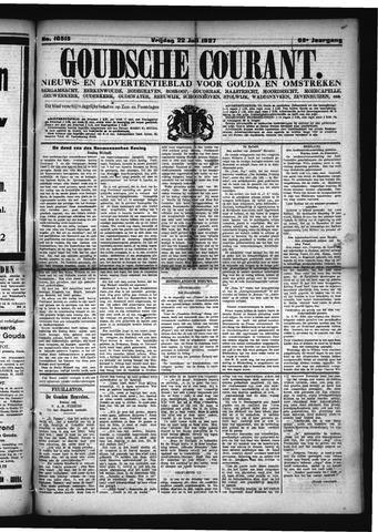 Goudsche Courant 1927-07-22