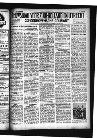 Schoonhovensche Courant 1942-09-09
