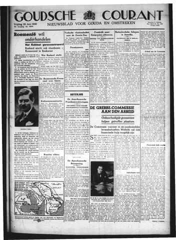 Goudsche Courant 1940-06-28