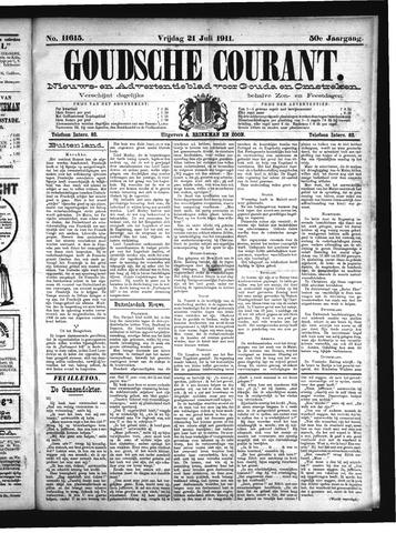 Goudsche Courant 1911-07-21