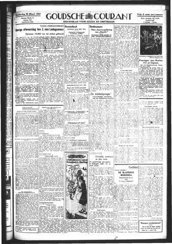 Goudsche Courant 1943-03-25