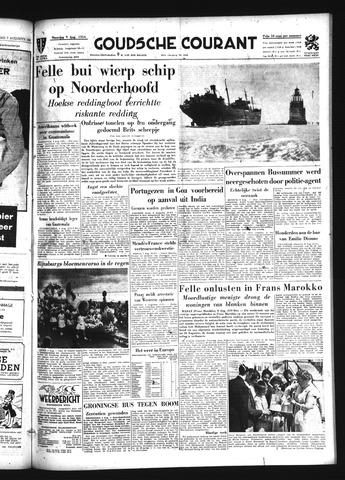 Goudsche Courant 1954-08-09