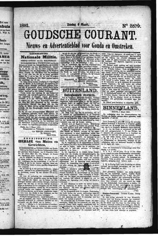 Goudsche Courant 1881-03-06
