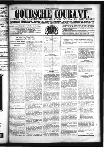 Goudsche Courant 1938-02-04