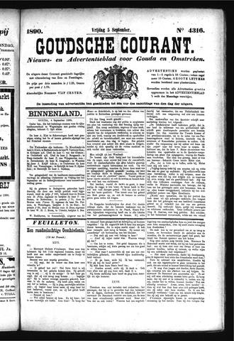 Goudsche Courant 1890-09-05