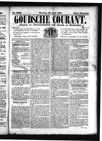 Goudsche Courant 1901-04-29