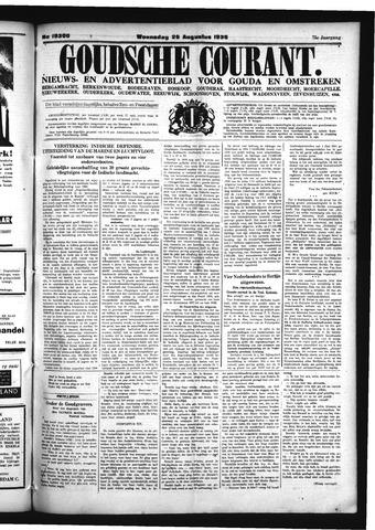 Goudsche Courant 1936-08-26