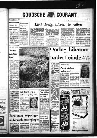 Goudsche Courant 1976-03-29
