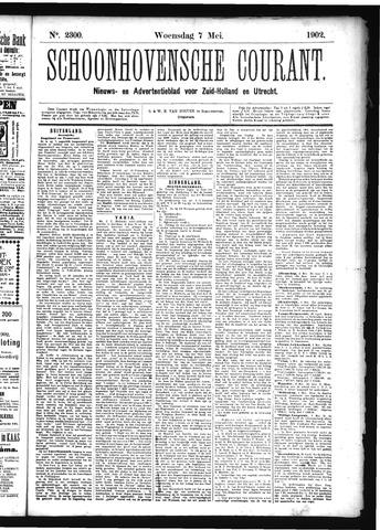 Schoonhovensche Courant 1902-05-07
