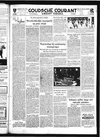 Goudsche Courant 1950-01-10