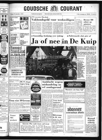 Goudsche Courant 1979-09-14