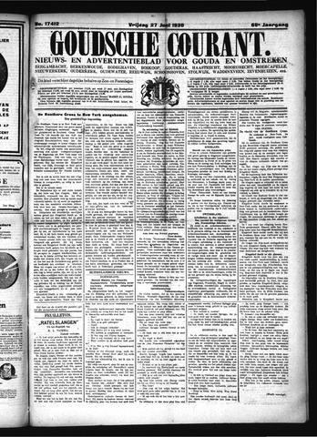 Goudsche Courant 1930-06-27