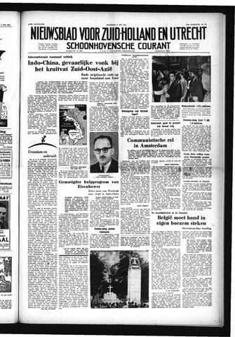 Schoonhovensche Courant 1953-05-06