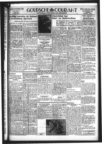 Goudsche Courant 1943-10-18