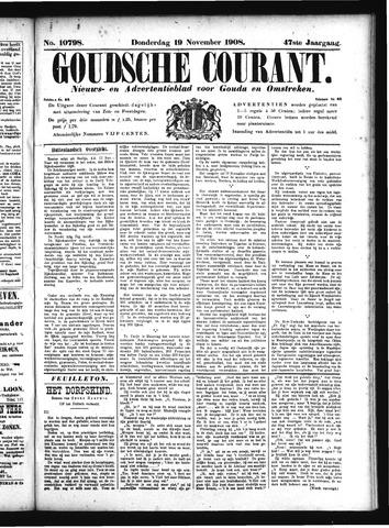Goudsche Courant 1908-11-19