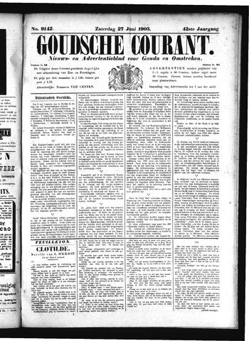 Goudsche Courant 1903-06-27