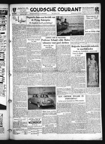 Goudsche Courant 1952-01-05
