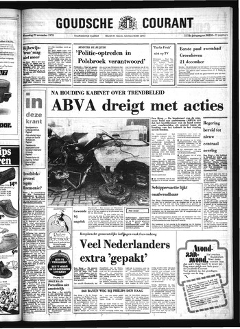 Goudsche Courant 1978-11-29