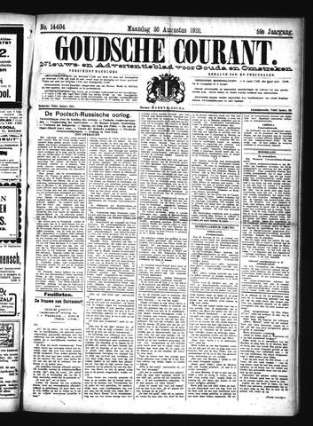 Goudsche Courant 1920-08-30
