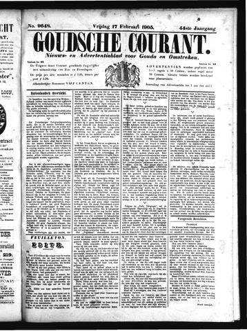 Goudsche Courant 1905-02-17