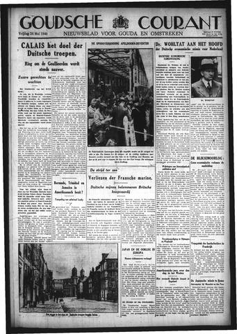 Goudsche Courant 1940-05-24