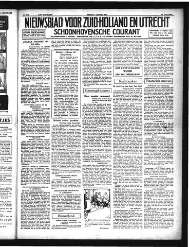 Schoonhovensche Courant 1942-01-09