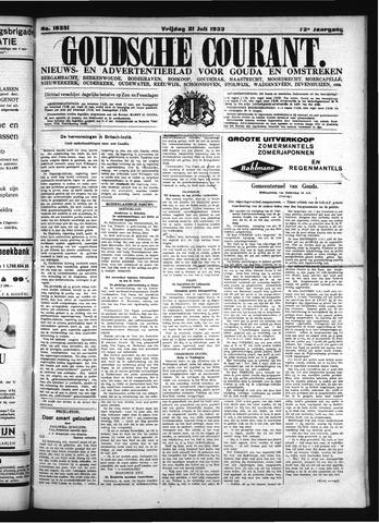 Goudsche Courant 1933-07-21