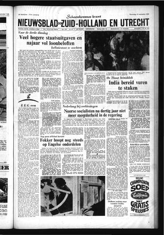 Schoonhovensche Courant 1965-09-15