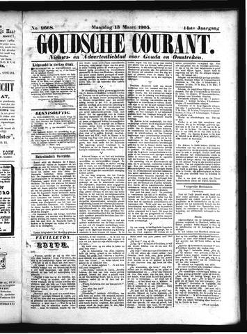 Goudsche Courant 1905-03-13