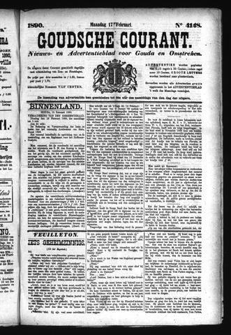 Goudsche Courant 1890-02-17