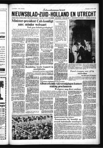 Schoonhovensche Courant 1966-03-21